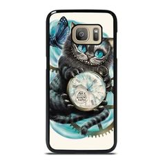 ALICE IN WONDERLAND CHESHIRE CAT ART 2 Samsung Galaxy S7 Case Cover  Vendor: Casesummer Type: Samsung Galaxy S7 Case Price: 14.90  This extravagance ALICE IN WONDERLAND CHESHIRE CAT ART 2 Samsung Galaxy S7 case is going to protect your Samsung S7 phone from every bumps and scratches with impressive style. The durable material may give the good protection from crash to the back sides and corners of your Samsung phone. We manufacture the phone cover from hard plastic or silicone rubber in… Samsung Galaxy Note 8, Galaxy S7, Cheshire Cat Art, S7 Phone, S7 Case, Phone Cover, Alice In Wonderland, Cats, Silicone Rubber