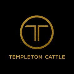 TEMPLETON CATTLE   #logo #design by Morgan Leigh Meisenheimer www.facebook.com/MLMeisenheimer