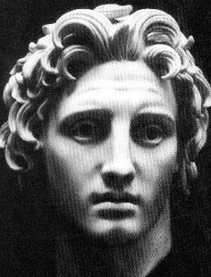 July 356 BC - Alexander the Great a king of the Greek kingdom of Macedon is born in Pella, Macedon. Ancient Egyptian Art, Ancient Aliens, Ancient Greece, Ancient Rome, Art Graf, Alexandre Le Grand, Great Warriors, Early Middle Ages, Simple Minds