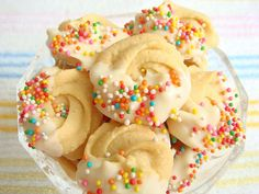 The Best Ever Butter Cookies