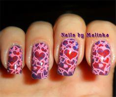 Nails by Malinka: Valentijnsdag (2) - Valentines Day