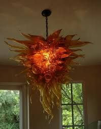 chandeliers glass