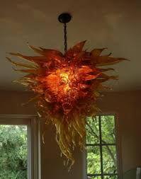 chandeliers glass