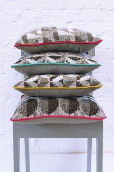 Rowenna Mason, Cushions
