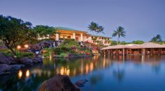 the hyatt regency in kauai will go down as one of the most amazing hotels i've ever stayed in! #heaven