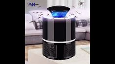 L#k Electric Fly Zapper Mosquito Killer Lamp Bug Insect Trap Light Control #k