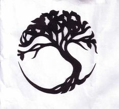 Family Tree Tattoo...have to get it! I've been looking for ...