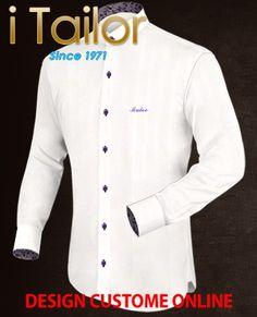 Design Custom Shirt 3D $19.95 hemd weiss Click itailor.de/... . . . . . der Blog für den Gentleman - www.thegentlemanclub.de/blog