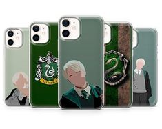 Custom Vans Shoes, Slytherin Aesthetic, Abstract Line Art, Mobile Phone Cases, Draco, Ipad Case, Hogwarts, Iphone 11, Birthday