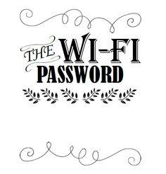 Guest room wifi
