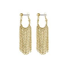 love these dangles--especially how they are attached to the stud.
