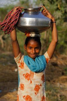 Young Water Bearer