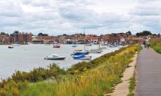 Let's move to Wells-next-the-Sea, Norfolk Norfolk Beach, Norfolk Coast, Wells Next The Sea, British Countryside, Uk Photos, Places Of Interest, Great British, Travel And Tourism, British Isles