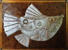 Steam Powered Fish