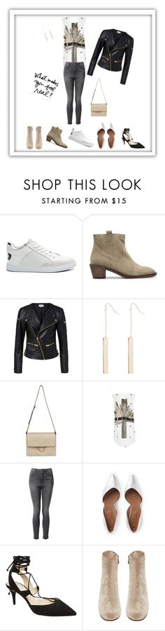 """""""Rock Chic"""" by pinkfalmingo on Polyvore featuring Witchery and sass & bide"""