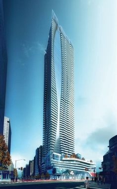 One Bloor will tower over Yonge and Bloor, Image courtesy of Great Gulf
