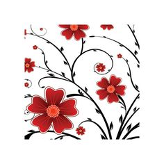 Flower Wallpaper Free Red Flower Background ❤ liked on Polyvore featuring backgrounds, flowers and textures