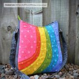 Andrie Designs - Shades of Yesterday Tote Bag