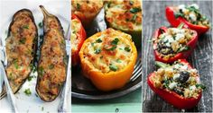 18 Crazy-Delicious Stuffed Vegetables  - Delish.com