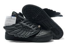 premium selection d846f e7574 Men adidas Originals by Originals x Jeremy Scott Wings black  120 Jeremy  Scott Wings, Shoes