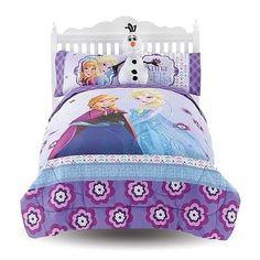 "Disney Frozen ""Melt My Heart"" Deluxe 5 Piece Twin Bedding Set- Reversible Comforter, Sheet Set and Olaf Cuddle Pillow Disney http://www.amazon.com/dp/B00O84IT3O/ref=cm_sw_r_pi_dp_chUvub085WEC6"