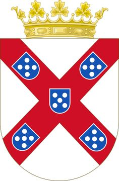 Brasão Real das Armas de Portugal - Brasão de Armas da Casa de Bragança