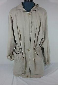 London-Fog-Jacket-Size-XL