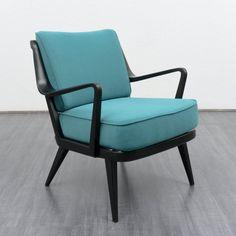 1950s armchair, Knoll Antimott - Karlsruhe