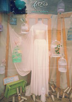 Eco Fashion – Sposa - Wedding - Bamboo - by ArtEcò Creazioni di Annalisa Benedetti