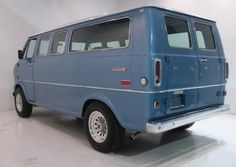 1971 Ford E-Series Van Chateau For Sale Rear