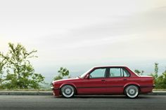 e30 sedan lowered - Google Search