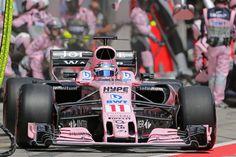 フォース・インディア、F1イギリスGPに今季最大のアップグレードを投入  [F1 / Formula 1]