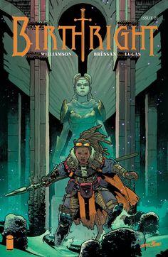 2016 IMAGE Comics ~ NM Comic Book BIRTHRIGHT #14