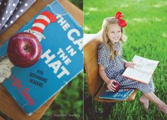Just the most adorable Back-to-School session | photo by Caroline Maxcy Photography | www.carolinemaxcy.com