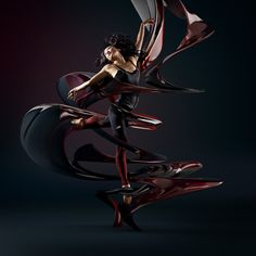 Inspiration: Motion in Air by Mike Campau & Tim Tadder