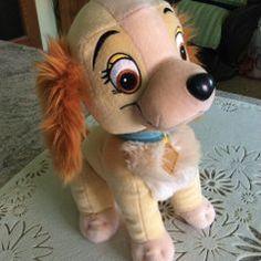 Gebraucht NEUw Disneys Plüschhund SUSI. in 8355 Patzen for € 15.00 – Shpock