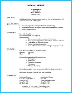 Latest Collection Of Resume Profile Example  Resume Example