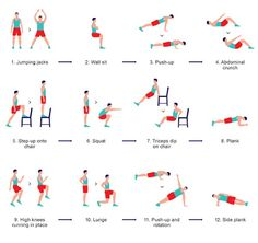 7 minute workout to a better you! No, it's not a Cosmo headline. It's SCIENCE.