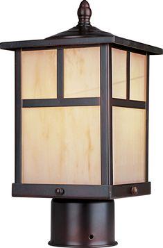 One LT Outdoor Pole/Post Lantern