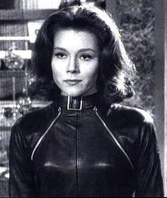 Emma Peel, The Avengers. A classic