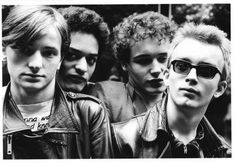 Adam & the Ants First Incarnation 1977 -1980