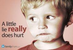 FamilyShare.com | Honesty's the best: Five tips for teaching your child honesty