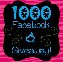 Terri's Teaching Treasures: Celebrating 1000 Giveaway over $ 300 in prizes!!!