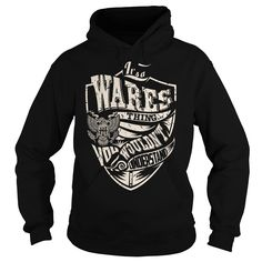 Its a WARES Thing (Eagle) - Last Name, Surname T-Shirt