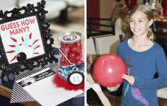 Amanda's Parties To Go: Bowling Party - Party Table