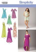 Misses & Plus Size Dresses
