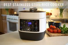 Are you currently looking for a stainless steel rice cooker for your family?…