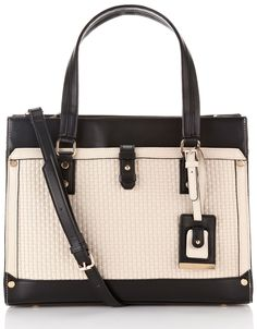 Louise Textured Work Bag Multi Accessorize