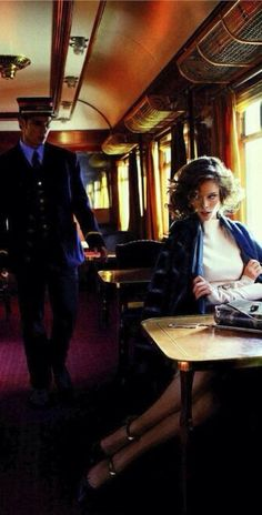 Enid prepared her excuses as the conductor approached, would he be fooled?...