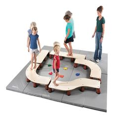 Bounce Path System - Balance and Coordination Systems